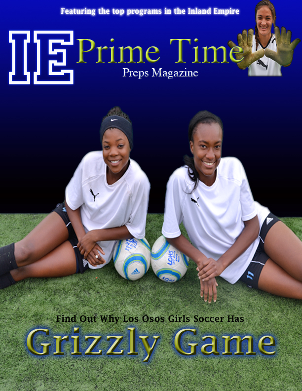 Los Osos Girls Soccer Cover