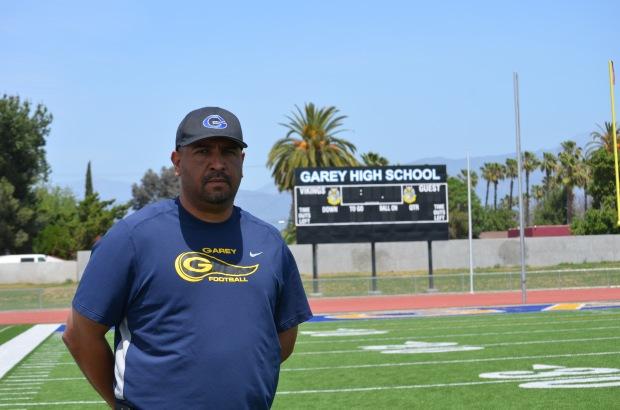 Coach Al Brown