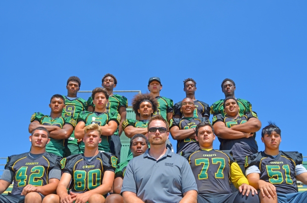 Cajon Team Shot