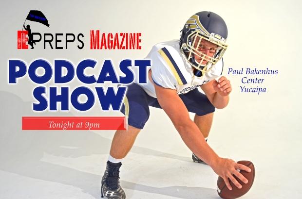 Podcast Poster Yucaipa