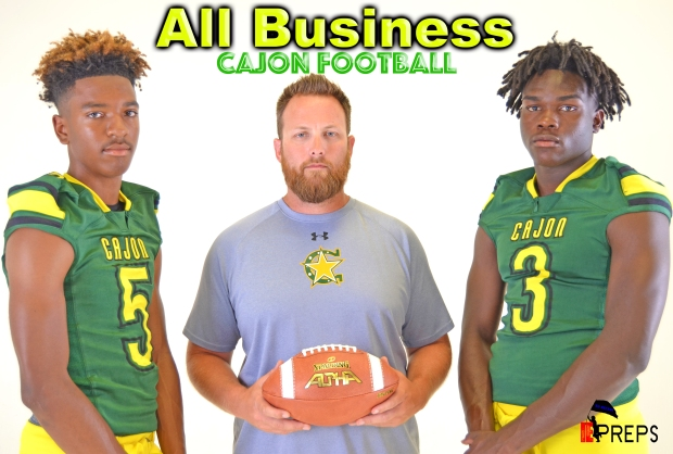 Cajon Football All Business