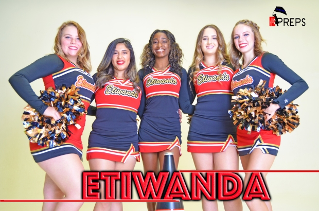 Etiwanda Cheer