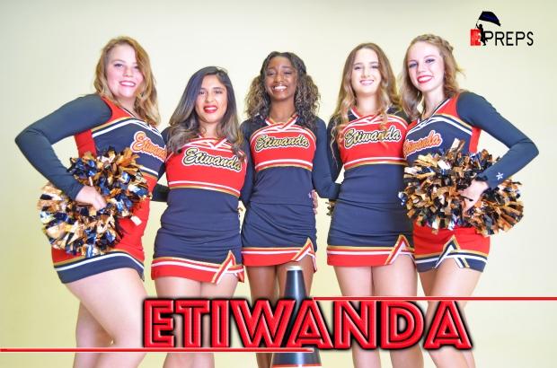 Etiwanda Cheer
