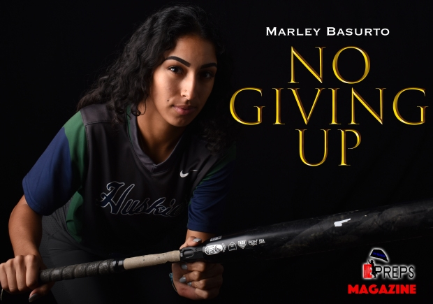 Marley Basurto No Giving Up